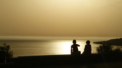 Sunset Cascais (visit welovelisbon.net) Tags: cascais sunset lisboa lisbon portugal carcavelos beach