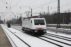 Siemens 189 842-8 Testfahrt, Mnchen-Heimeranplatz (michaelgoll777) Tags: siemens br189 eurosprinter es64f4