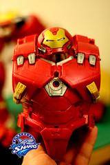 Hulkbuster custom by RICK WIP _53 (capcomkai) Tags: rick ironman ultron hulkbuster   avengersage