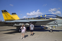 2015 NAS Oceana Air show Virginia Beach Va.  F 18 Super Hornet  Strike Fighter Squadron 32 VFA-32 US Navy (watts_photos) Tags: show beach canon airplane virginia us fighter aircraft air navy jet super f va strike 100 hornet 18 32 nas oceana squadron fa18 2015 fa18f navalairstationoceana mirrorless vfa32