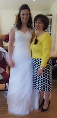 The beautiful bride and her mum (Donald Morrison) Tags: wedding northernireland inverness habost freechurchofscotlandcontinuing