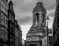 United Grand Lodge of England (UGLE) High Holborn (BW) (Canon 7DII & EFS 18-55 F2.8 Zoom) (markdbaynham) Tags: street city england urban bw london canon eos united capital grand lodge masonic holborn metropolis dslr efs f28 freemason ugle londoner londonist 1755mm freemasonary apsc 7d2 canonite 7dii 7dmk2 7dmark2
