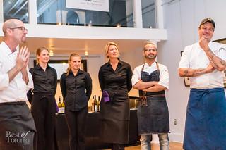 Chef & Somm team