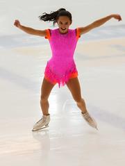 Camilla Gjersem - II (PuffinArt) Tags: pink ice speed glamour nikon artistic skating dancer puffinart brightcolors elegant nikkor drama vr d300 supple 105mm energetic akk vandamalvig kunstlp september2015 kunstlpstevne