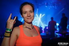 Partygirl at This Is Hardcore 2015 (EDMNews) Tags: party portrait music club russia moscow indoor hardcore nightlife edm partygirl москва россия известияhall орбитальнаястанция