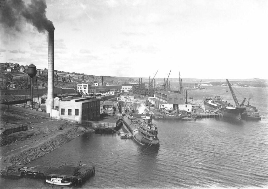 Halifax explosion essay