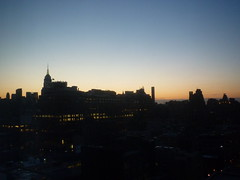 201508111 New York City Chelsea and Midtown (taigatrommelchen) Tags: city nyc newyorkcity sky usa ny newyork building skyline dawn chelsea manhattan icon meatpackingdistrict 20150835