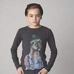 T-shirt / Peat, Weasel