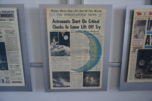 "Moon Landing Newspaper - Indianapolis Star • <a style=""font-size:0.8em;"" href=""http://www.flickr.com/photos/28558260@N04/22407644809/"" target=""_blank"">View on Flickr</a>"