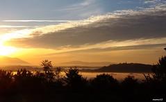 colori e nebbie del sorgere del sole in Brianza (Italy) (memo52foto) Tags: italien italy fog sunrise europa europe italia nebel alba eu aurora nebbia brianza lombardia niebla brouillard italie madrugada brume ue lombardy aube lombardie morgenstunde lombardei tagesanbruch morgenrote