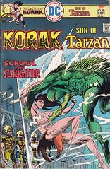 Korak 59 (micky the pixel) Tags: fish monster comics aquarium dc comic edgarriceburroughs heft korak koraksonoftarzan fischmonster
