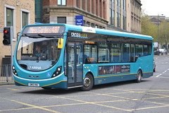Arriva North West 6004 SM15HWA (Will Swain) Tags: city uk travel england west bus buses liverpool october britain centre north transport vehicles vehicle seen 31st merseyside arriva 2015 6004 sm15hwa