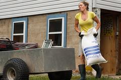 PeteWilk_2011-07-04_06130.jpg (pete_wilk) Tags: people us sandstone farm wv feedbag laurenbrenner