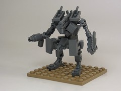 Project-X WIP (Grantmasters) Tags: lego district 9 micro