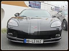 Chevrolet Corvette C6 (v8dub) Tags: auto 6 chevrolet car germany deutschland automobile c automotive voiture chevy american corvette allemagne bremerhaven niedersachsen wagen pkw worldcars