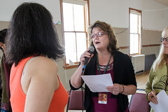 Maucha Adnet leads vocalist class at 2015 Port Townsend Jazz Workshop (Centrum Foundation) Tags: usa wednesday jazz workshop porttownsend wa centrum vocalists 2015 mauchaadnet bethduncan jazzporttownsend