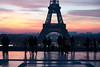 Pastel Shadows (julialarrigue) Tags: eiffeltower paris toureiffel shadow shadows