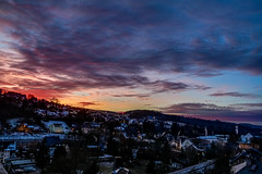 IMG_0770_1_2_fused-2 (André Leonhardt) Tags: heaven abend beauty colors clouds canon deutschland erzgebirge eos70d evening germany hdr himmel hills landschaft landscape natur nature nacht night photography sonnenuntergang sunset wolken winter town trees