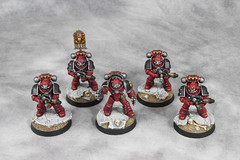 WB flamers 08 (Celsork) Tags: word bearers 30k legion legionary warhammer troop flamers support unit horusheresy heresy games workshop forge world colchis