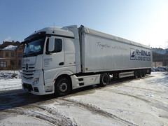 MB Actros1845 (thomaslion1208) Tags: mercedeslkw mercedes lkw lastwagen camion lorry truck
