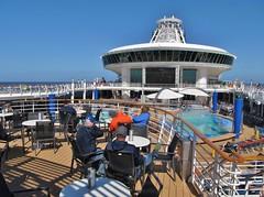 Explorer of the Seas - Pacific Coastal Cruise (Jasperdo) Tags: exploreroftheseas royalcaribbean cruise cruising cruiseship skybar bar