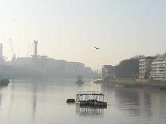River West From Vauxhall (Loz Flowers) Tags: london lambeth vauxhall riverthames thames