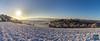 Snow Pano Gottmadingen (felix.hohlwegler) Tags: schnee snow germany sun himmel sky photography landscape landscapephotography landschaftsfotografie landschaft canon canoneos canoneos7d feld hegau panorama panoramaview canonpanorama