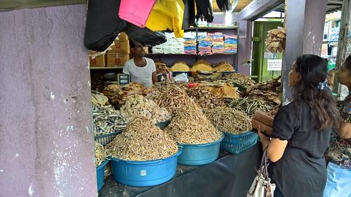 Dry Fish Market
