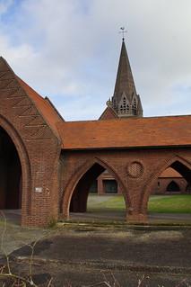 Mijnkerk St. Theodorus, Beringen.