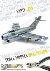 Scale Models Wellington - Early Jets