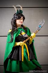 Loki (dgwphotography) Tags: cosplay nycc nycc2016 newyorkcomiccon 70200mmf28gvrii nikond600 nikoncls portrait marvel marvelcomics