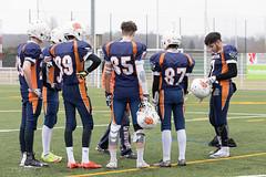 4D3A2853 (marcwalter1501) Tags: minotaure tigres strasbourg footballaméricain football sportdéquipe sport exterieur match nancy