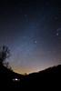 Lights in the Valley (matthewkaz) Tags: sky night stars dark silhouette christmaslights christmas lights holiday holidays morehead rowancounty kentucky 2016
