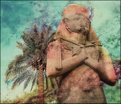 (2437) Karnak Temple (Egypt) (QuimG) Tags: egipte egypt egipto golden textures art karnaktemple olympus quimg quimgranell joaquimgranell afcastelló specialtouch obresdart