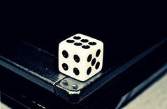 456 (sconno) Tags: macro mondays macromondays corner cornerred dice x