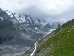 Felhő borítja a Glockner-csoportot (ossian71) Tags: ausztria austria österreich alpok alpen alps grossglockner tájkép landscape természet nature hegy mountain