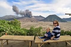 IMG_4009 (JoStof) Tags: indonesia java bromo volcano eruption ash smoke seaofsand tengger caldera jawatimur indonesië idn