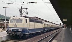 265.28, Trier Hbf, 4 september 1988