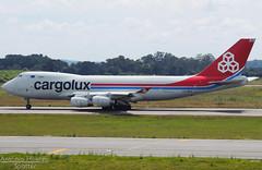 Boeing B747-400F Cargolux, LX-WCV (Antônio A. Huergo de Carvalho) Tags: boeing 747 747400 747400f b747400 b747400f b747 cargo cargolux lxwcv