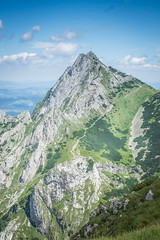 Giewont (michalraban) Tags: góry tatrylatem poland nature czerwone wierchy mountains tatry giewont