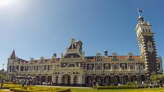 418 - Railway Station de Dunedin