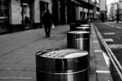 Bollards!! (Jonathan Vowles) Tags: london street