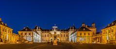 Château de Lunéville (FranckyDesign!!!) Tags: 2017 feu lunéville chateau jardin franckydesign nuits des jardins de lumière nuit sony alpha nuitsdesjardinsdelumière