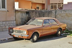Ford Taunus (Super207_95) Tags: ford taunus fordtaunus trapani sicilia marsala forduk fordde forditalia vintage abandoned