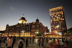 Mumbai, Taj Mahal Palace