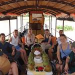 An Bord der Mango Cruise