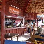 Strandbar auf Cayo Jutías