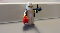 One of our new figs (jakewells91) Tags: brick war lego rpg militant brickarms gibrick