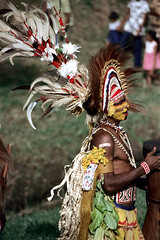 28-111 (ndpa / s. lundeen, archivist) Tags: man color film face festival fiji 35mm necklace costume clothing drum traditional nick feathers culture makeup suva southpacific drummer warrior 28 tradition 1970s facepaint performer 1972 necklaces headdress dewolf oceania fijian pacificartsfestival pacificislands festivalofpacificarts southpacificislands nickdewolf photographbynickdewolf festpac pacificislandculture southpacificfestival reel28 southpacificartsfestival southpacificfestivalofarts fiji72