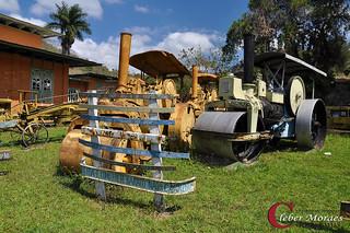 Parachoques Museu Rodoviário - Comendador Levy Gasparian - RJ - Brasil